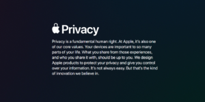Apple Privacy Changes News Update