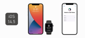 New iOS 14.5 Update Unlock iPhone with Apple Watch and Siri Voice Options
