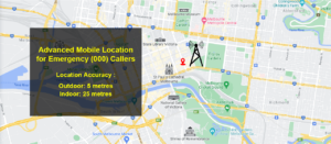 Advanced Mobile Location introduced in Australia for triple zero callers