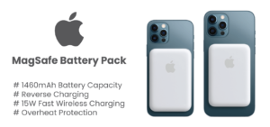 Apple MagSafe battery pack specs features and price
